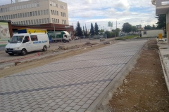 Parkflächen